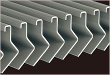 鋼製床材「ノンスルーフロアー」(スチール製)
