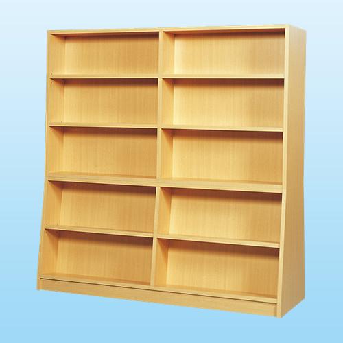 木製書架・木製戸棚